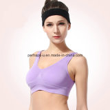 Women Tennis Sports Bra Gym Wads Running Athletic Clothes