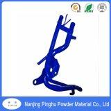 Feine Beschaffenheits-blaue Epoxid-Polyester-Puder-Beschichtung