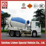 Camion concreto del cemento del miscelatore di Sinotruck HOWO del camion