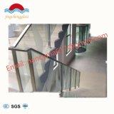 8-12 balcone moderno di vetro Tempered di spessore di millimetro con l'alta qualità