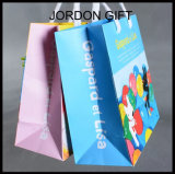 Funktionseigenschaft-nach Maß Firmenzeichen-Drucken-Einkaufen-Geschenk-Papierbeutel