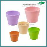 カラープラスチック庭の鍋(KD9801N-KD9805N)