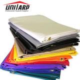 Flammhemmendes, UVResiatance 750GSM Qualität Belüftung-Plane-Zelt-Dach-Material