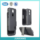 Huawei Y625를 위한 도매 High Quality Holster Combo Phone Case