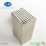 Wholesale Small Size Rare Earth Permanent Magnetic NdFeB Magnets