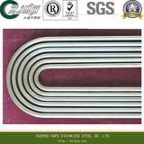 De Naadloze u-Buis van het Roestvrij staal ASTM 304/304L/316/316L/317L