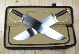 武器をトレインするプラスチック翼のチュンの剣の蝶剣の武道