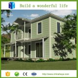 Casas de la fábrica de China y kits prefabricados de madera Filipinas de los chalets