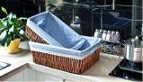 Handmade Eco panier de stockage d'osier (BC-ST1018)