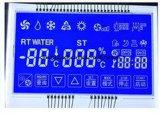Stn Bildschirm-variabler Transparent-Film LCD für Instrumente