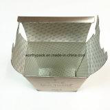 Brillante del papel de arte del vino caja de regalo