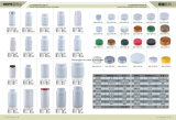 El plástico caliente del HDPE de la venta 175ml embotella la botella del PE para farmacéutico