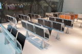 Foshan-Fertigung für Schulmöbel-Projekt-Schreibtisch und Stuhl