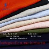 100%полиэстер ткань для блуза рубашки и платья