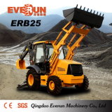 Fatto in Cina Erb25 Backhoe Loader con Rops&Fops Cabin