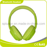 Chine Professionnel Nouveau design Colorful Wireless Stereo Headphone with SD Card Slot