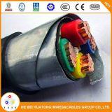 de 95mm2 Gegalvaniseerde Gepantserde die Kabel van de Band van het Staal 0.6/1kv 35mm2 50mm2 70mm2 in China wordt gemaakt