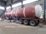 56000 litros 3 de los árboles del LPG del tanque de acoplado semi para vender