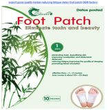 Beneficio de la salud Detox pies parche