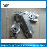 CNC da precisão que faz à máquina as peças pequenas