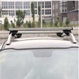 Cremagliera di bagagli di alluminio del tetto dell'automobile per le automobili universali
