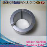 Alta dureza SSiC Rbsic de cerámica de la manga del casquillo de eje