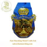カスタム良質の宗教円形浮彫りのカトリック教の吊り下げ式の金属メダル