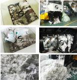 Máquina de la desfibradora para las bolsas de plástico