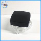 Embalagens de plástico de dupla parede acrílico Bakhoor jarra de cosméticos