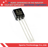 Ws78L08 к-92 NPN 3 - Клемма положительного напряжения регулятора транзистор