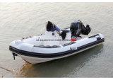 Aqualand 16feet 4.7mの肋骨の救助艇または堅く膨脹可能なモーターボートまたは軍のボート(RIB470A)