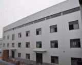 Strutture d'acciaio prefabbricate del gruppo di lavoro del materiale da costruzione dell'acciaio economico
