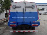JAC 1200 Gallonen der Hygiene-Straßen-Kehrmaschine-4X2 Plasterungs-Reinigungs-LKW-