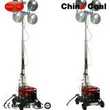 Batterie-Generator-beweglicher heller Aufsatz des Flamme-Beweis-LED