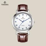 Het Horloge van het Kwarts van het Geval van het Roestvrij staal van de Horloges van het Paar van de manier voor Mensen en Ladies70013