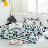 Fundamento Home do algodão do quarto de linho de base de matéria têxtil