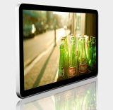 75 pouces monté sur un mur de la publicité de réseau WiFi Media Player panneau LCD pleine couleur HD Digital Signage affichage commercial