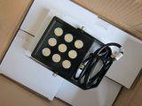 9W DC36V van uitstekende kwaliteit Waterproof LED Spotlight met Ce (sls-58)