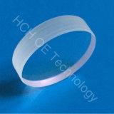 25,4mm de diámetro, espesor 0,6 mm de la lente de zafiro de China