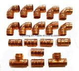 Presione el anillo de soldadura accesorios de cobre en la reducción de la ANSI B16.221254-1 12mm, 15MM, 20mm 55mm con el precio de fábrica