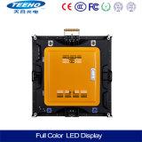 P4 de alta definición en el interior de la pantalla de LED RGB para la etapa