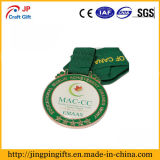 Medaille de Van uitstekende kwaliteit van het Metaal van de Legering van het Zink van de douane