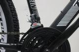 Garfo de Suspensão da estrutura de aço 21 Travões de disco de Dupla Velocidade Mountain Bike