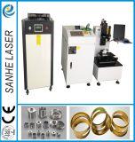 prodotti metalliferi tenuti in mano della saldatura della saldatrice del laser della fibra 200With400W