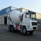 De Concrete Mixer van de Vrachtwagen van de Concrete Mixer van de Capaciteit van Sinotruck HOWO 6X4 9cbm
