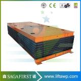 2000kg aan Hydraulische Vaste Lift 3000kg met SGS Certificaat