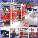 Hol Concreet Blok dat Machine, het Blok van de Betonmolen van het Cement/de Machine van de Baksteen maakt