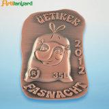 Значок металла клиента логоса нестандартной конструкции