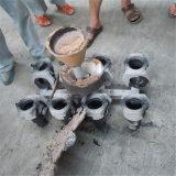 Espuma perdida moldeado en arena de alta eficiencia el equipo de moldeo