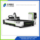 Metalrostfreie Kohlenstoffstahl-Faser-Laser-Ausschnitt-Gravierfräsmaschine 3015 CNC-1500W